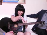Kissable schoolgirl was seduced and shagged by elder 46hch