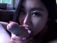 Asian sister fetish with creampie