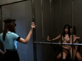 Horny swingers banging in jail