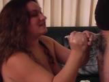 Fun HJ From Sexy Chubby Fattie