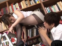 In natures garb beauty leaves teacher to gangbang her hard