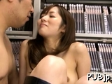 Cute cutie lets a total stranger gangbang her in public