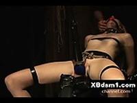 Kinky Explicit Bondage Milf Deep Pussy Torture
