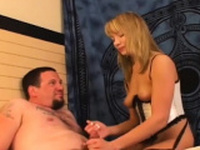Magical woman getting her tight cuch fucked