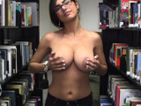 Large tits of arab wench get undressed