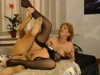 A lonely German MILF boss PART 1 - More On HDMilfCam.com