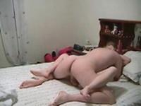 Cute chick caught taking a shower on hidden cam