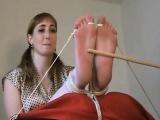 Applying Her bottoms