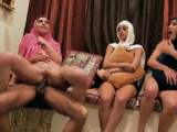Group orgy double penetration xxx Hot arab dolls try