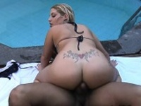 Check out this impressive blow job in brazilian style