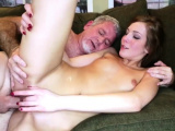 Horny companions daughters and blonde milf Her tight
