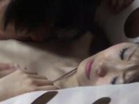 Asian teen getting railed