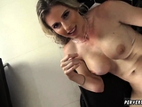 Milf august and hot pussy creampie first time Cory Chase