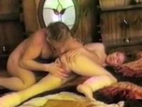 iAmPorn - Classic Brunette Bitch Takes Cock