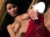 Slutty barely legal Gina getting her tight gash fucked