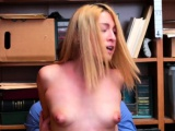 Kink bound police first time She was apprehended and