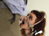 Extreme BDSM toilet hooker fucked anally hard