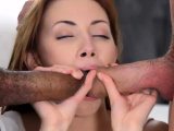 Redhead Beauty - Anal Double Penetration