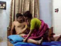 Indian desi couple hardcore night sex