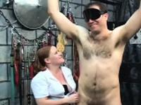 Flaming naked spanking and dilettante bizarre thraldom porn