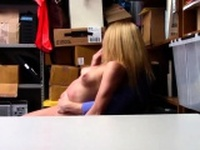 Anal cam solo girl teen and blond hard hot LP Officer