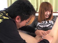 Shameless busty hottie Ibuki Akitsu gets wild cherry ride