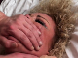 Throat fucked sub milf
