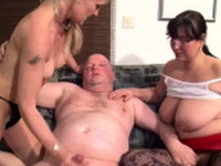 Threesome Wtih Bbw