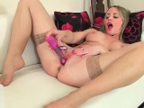 British nurse Scarlet and her soaking wet pussy