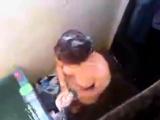 Indian Maid Voyeur Shower