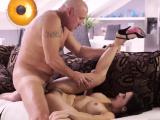 Very old Rough fucky-fucky for uber-sexy latina babe