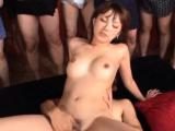 Slutty hottie goes on schlongs until jism fills her holes