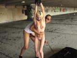 Chubby blonde teen tits and public agent brunette