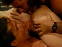 Lacey Rose tag teamed and ass fucked by hung studs