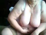 granny on webcam