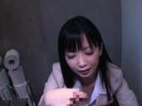 Prurient idol Tsumugi Serizawa adores taste of cum