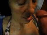 Adult cum in mouth granny