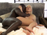 BLACK4K. Hottie makes love to black virgin boy at Malta
