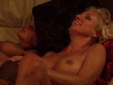 Busty swinger chicks gets pussies licked in reality