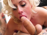 Hard Cock for Brittany Bardot