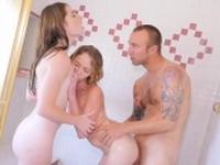 Homemade amateur teen porn xxx Fun Sized chums Take A HOT