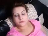 Desi Paki House girl FaceBook Live Big Boobs