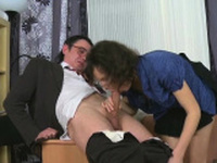 Voracious russian darling fucked by monster dinky