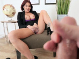 Mom ass masturbation Ryder Skye in Stepmother Sex Sessions
