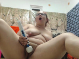 Chubby Girl Webcam Masturbate and Squirt Like a River