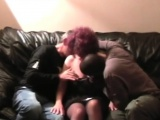 Husband Films Wife Having Double Penetration With Friends
