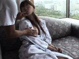 Marvelous chick Yuzuki Hatano getting nailed
