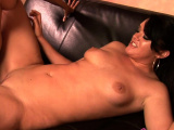 Lesbian cougar with younger babe