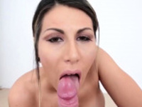 My MILF stepmoms pussy is still tight and she loves me