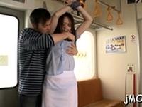 Older babe gets bushy snatch fingered and mounts a hard pole